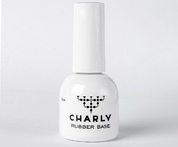 Charly nails BASE RUBBER (каучуковая)